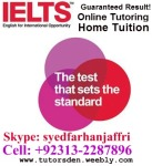 ielts tutor in karachi